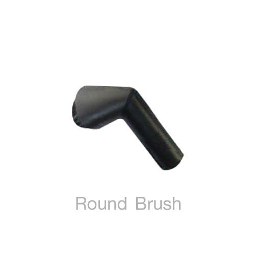 หัวข้องอ 360 องศา Round Brush