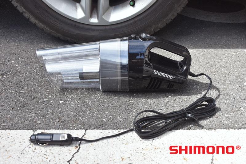 เครื่องดูดฝุ่นแบบพกพาในรถยนต์ Shimono รุ่น 1020C
