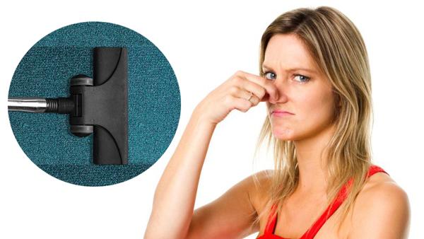 วิธีทำความสะอาด กลิ่นเหม็น ในเครื่องดูดฝุ่น